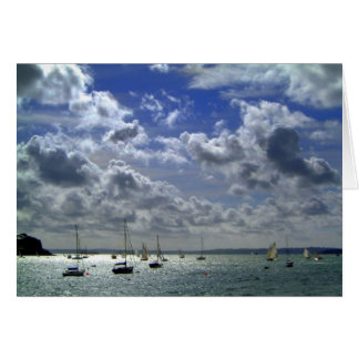 St Mawes Harbour Card