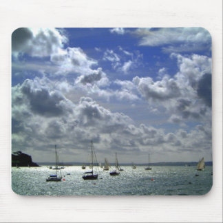 St Mawes Harbour Mouse Pad