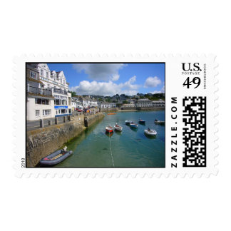 St Mawes Harbour Stamp