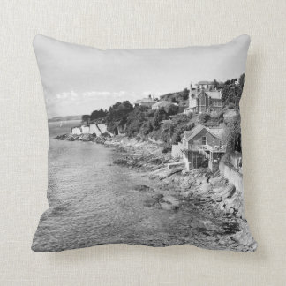 St Mawes Throw Pillow