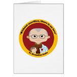 St. Maximilian Kolbe Card