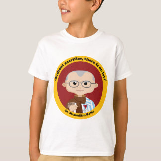 St. Maximilian Kolbe T-Shirt