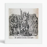 St. Michael and Angels Binder