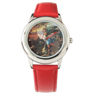 St Michael and the Dragon Wristwatch