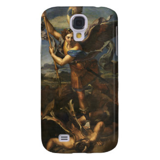 St. Michael and the Satan - Raphael Samsung Galaxy S4 Cover