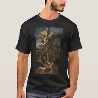St. Michael and the Satan - Raphael T-Shirt