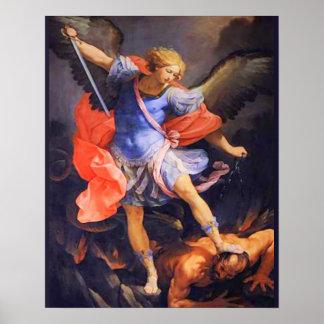 St Michael Archangel 03A Poster