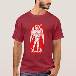St. Michael, Archangel of the Atom T-Shirt