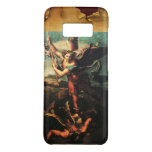 St MICHAEL ARCHANGEL VANGUISHING SATAN Case-Mate Samsung Galaxy S8 Case