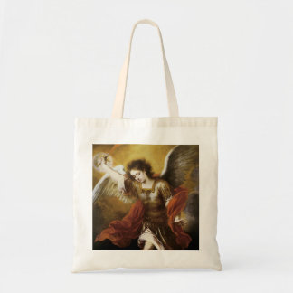St Michael by Murillo Bag
