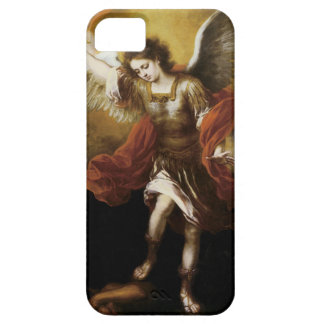 St Michael by Murillo iPhone 5 Cover