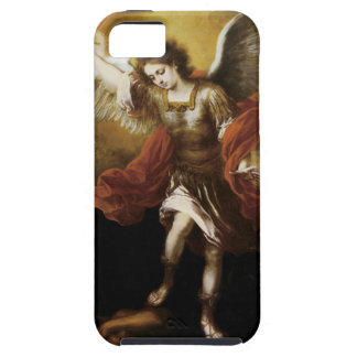 St Michael by Murillo iPhone 5 Covers