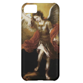 St Michael by Murillo iPhone 5C Cases