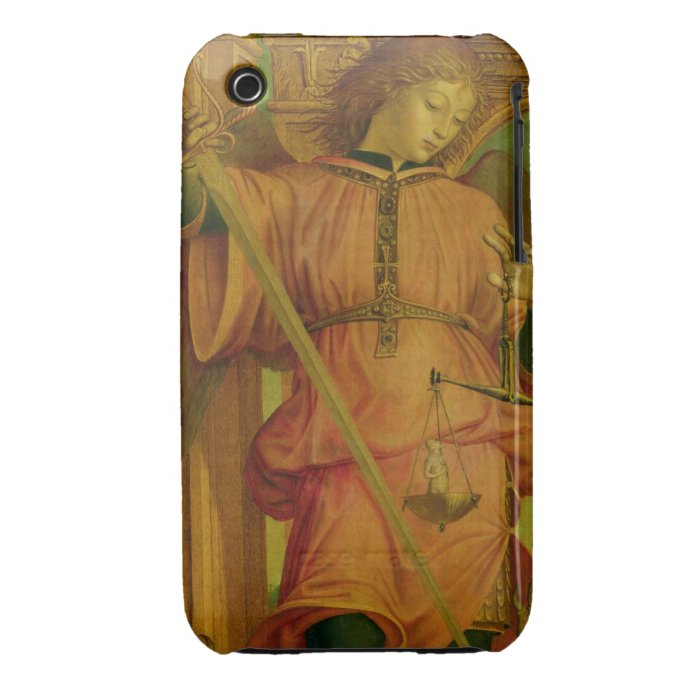 St. Michael Case-Mate iPhone 3 Case