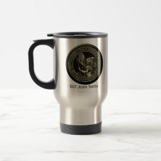 St Michael Emblem Travel Mug