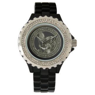St Michael Emblem Wristwatches