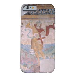 St. Michael (fresco) Barely There iPhone 6 Case