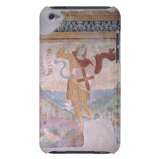 St. Michael (fresco) iPod Case-Mate Case