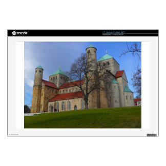 St. Michael Hildesheim, St Michael's Church Decal For Laptop