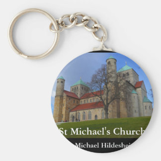 St. Michael Hildesheim, St Michael's Church Keychain