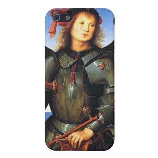 St Michael iPhone 5 Cases