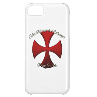 St Michael - Iron Cross iPhone 5C Cases