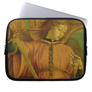 St. Michael Laptop Computer Sleeve