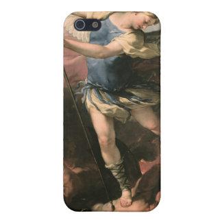 St. Michael, Luca Giordano (Fa Presto) iPhone SE/5/5s Cover