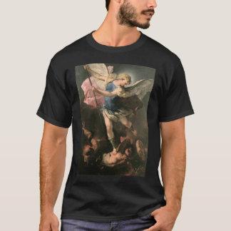 St. Michael, Luca Giordano (Fa Presto) T-Shirt