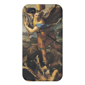 St. Michael Overwhelming the Demon, 1518 Case For iPhone 4