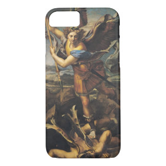 St. Michael Overwhelming the Demon, 1518 iPhone 8/7 Case