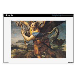 "St. Michael Overwhelming the Demon, 1518 Skin For 15"" Laptop"