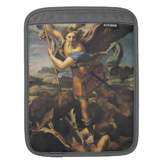 St. Michael Overwhelming the Demon, 1518 Sleeve For iPads