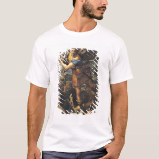 St. Michael Overwhelming the Demon, 1518 T-Shirt