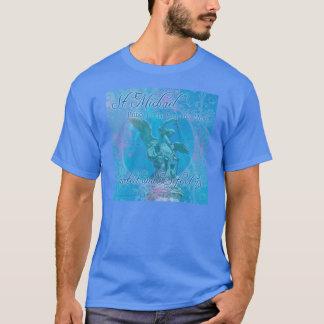 St Michael Protect & Defend Us t-shirt
