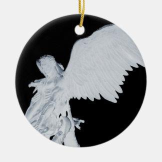 St Michael Reversed Ornaments Christmas Ornament