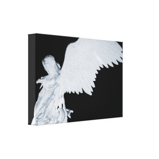 St. Michael (Reversed) Wrapped Canvas Gallery Wrap Canvas