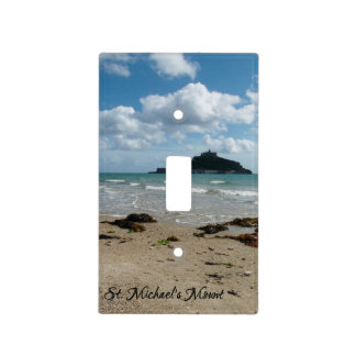 St Michael's Mount Marazion Cornwall England Light Switch Cover
