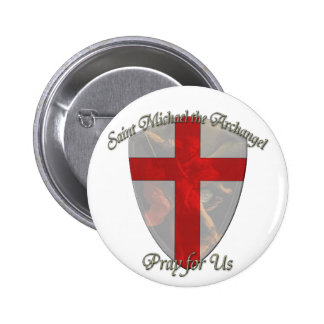St Michael - Shield Buttons