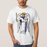 St. Michael Shirt with prayer on reverse