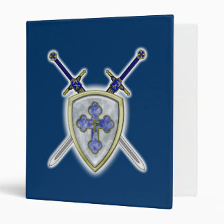 St Michael - Swords and Shield Binder