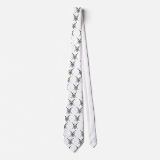 St Michael - Swords and Shield Tie
