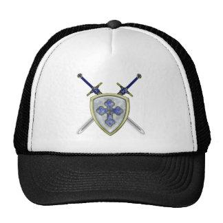 St Michael - Swords and Shield Trucker Hat