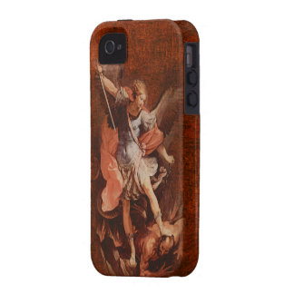 St Michael the Archangel Case-Mate iPhone 4 Cases