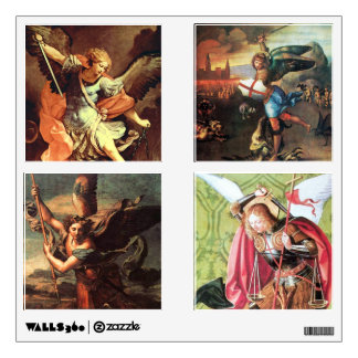 St MICHAEL THE ARCHANGEL COLLECTION Wall Sticker