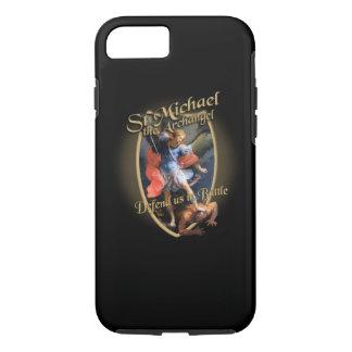 ST MICHAEL THE ARCHANGEL DEFEND US IN BATTLE iPhone 7 CASE