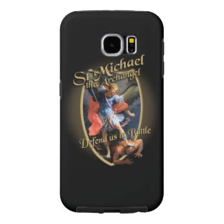 ST MICHAEL THE ARCHANGEL DEFEND US IN BATTLE SAMSUNG GALAXY S6 CASES