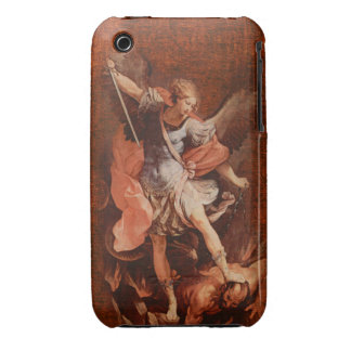 St. Michael the Archangel iPhone 3 Case-Mate Cases