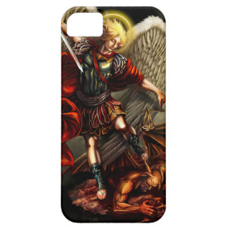 St. Michael the Archangel iPhone 5 Cases