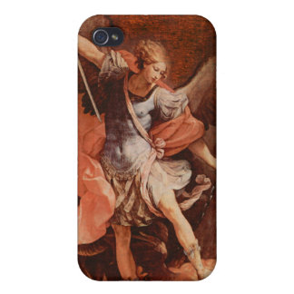 St Michael the Archangel iPhone 4 Cases